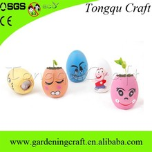 lovely ceramic bonsai diy easter egg of alibaba china supplier