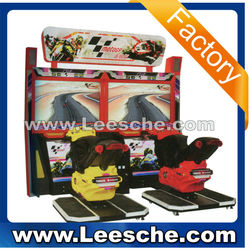 LSRM-008 Promoting racing motorcycle /simulator game machine