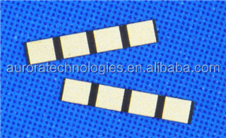 Single Layer Capacitor Array