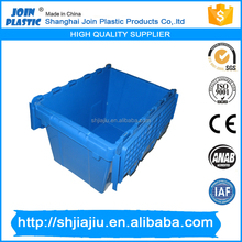 Stackable Dislocation Box/plastic moving crate/crate be used in factory and shop market