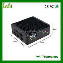 Rugged laptop J1800-N2-B mini computer industrial pc wholesale