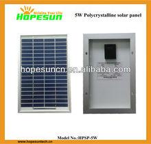Small solar panel 5W 10W 20W 30W 40W 50W polycrystalline solar power panel
