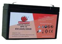 AGM/VRLA/SLA batteries 6v14ah for UPS/inverter/converter/scooter