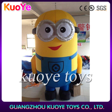 inflatable minion giant,inflatable cartoon models,inflatable Replica