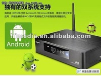 2012 New Design Hot Selling 3D HDD Multimedia Player