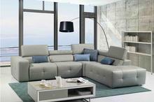L shape sofa cover with recliners,nicoletti furniture corner leather sofa