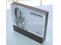 2015 open hot sexy girl photo or acrylic photo picture frame meter board sign solar street lighting box