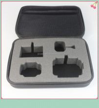 Durable carrying case professional hardware case with foam insert custom logo printing