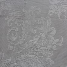 New phoenix design burn-out sofa fabric with bonded fabric for sofa velvet fabric for sofa