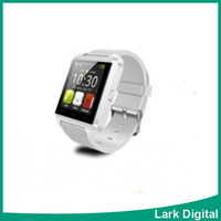 2014 Luxury Bluetooth Smart Watch Wrist Wrap Watch Phone for iphone 4/4S/5/5C/5S /for Samsung S2/S3/S4/Note3