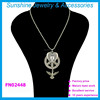 European style Mystery pendant necklace pearl chain necklace