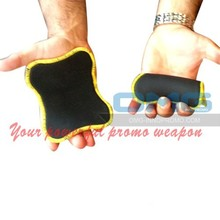 Neoprene Weight Lifting Gloves Grips Pads Gym Gloves Fitness Workout Gripper Grabber Training Bodybuilding Exercise Gears
