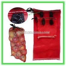 Mesh net Bag with handle for packing