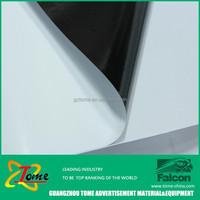 PVC Self Adhesive Vinyl Glossy/ Matte (black glue) PVC Film