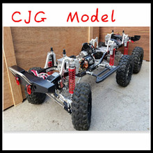hot sale and high quality 6x6 1/10 rc rock crawlers remote control cars for adults