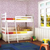 Levinger flower decorative bed room wallpaper