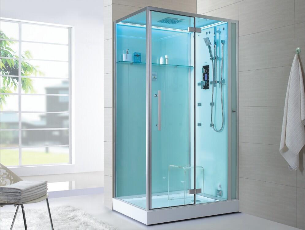 Dusche Luxus: Hs sr luxus badezimmer dampf duschkabine zimmer mit ... | {Luxus duschkabine 81}
