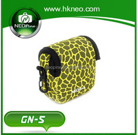 Neopine 2015 trending new products leopard camera bags for goproo, for sj4000,for action cameras