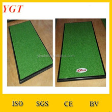 golf discount golf hitting mat, golf putting mat