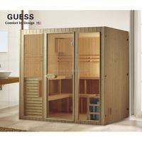 Luxury sauna roomQ-A10080/ dry sauna room indoor