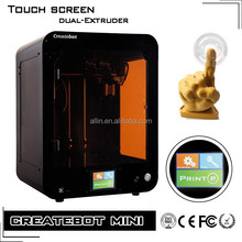 CE Approved 3d breast shaped gel mouse pad investment casting 3d printing mini touch screen 3d printer pen 3d printer