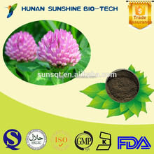 Medical Raw Material Anti Cancer Red Clover Extract Total Isoflavone