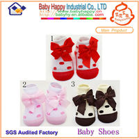 Wholesale china promotion fleece slipper socks Baby&Toddlers