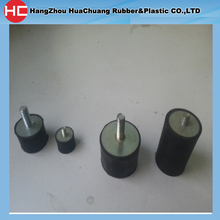 Supply rubber metal products rubber bonded to metal damper rubber shock absorber