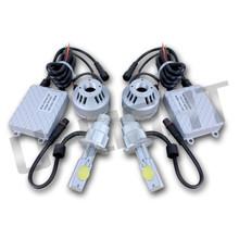 2015 newest D series 3200LM LED headlight D1 D2 D3 D4 good replacement HID kits