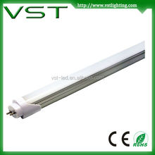 120lm/w Ballast Compatible 4ft 18w led tube light