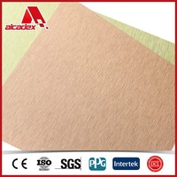 aluminium composite panel, outdoor ceiling material