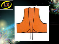 Public Vinyl Safety Vest Cheap