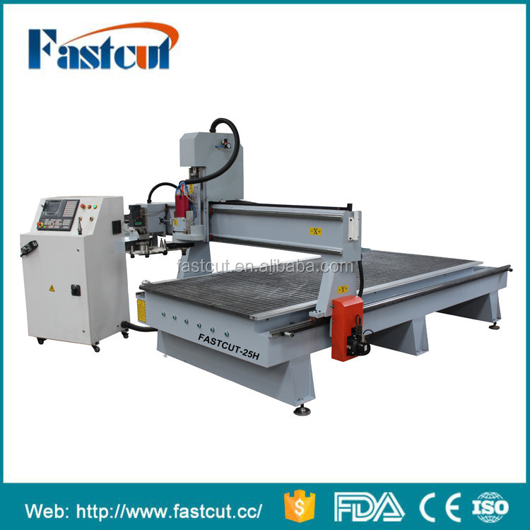 Manufacture supply 1325 woodworking cnc router 3d machine for wood MDF ...