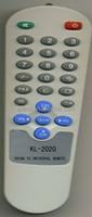 TV REMOTE CONTROL FOR MODEL KL-2020 , FOR EGYPT MARKET, ANHUI FACTORY