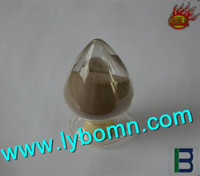 high grade abrasive/refractory material Brown fused alumina micropowder supplier in China
