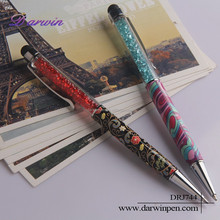 Capacitive Crystal Custom Stylus Pen For All Touch Screen Devices
