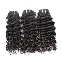 8A Grade Big Sale 3pc/lot New Arrival Jerry Curl Peruvian Hair Bundles