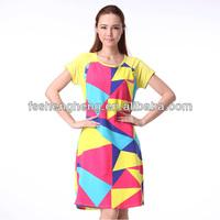 Maternity dress for office wholesale breastfeeding baby BK036
