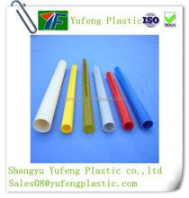 pvc collapsible plastic pipe make pvc scrap pipe factory