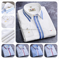New arrival new pattern high quality special long sleeve shirt designs for promotional