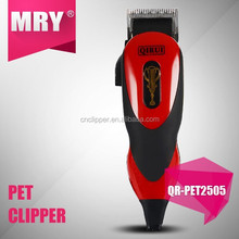 dog haircutting machine with handing fit body for comfortable use