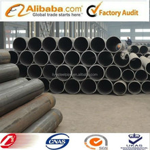 Steel pipe factory without agent, LSAW low carbon steel pipe