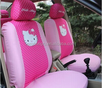 best selling universal car cartoon seat cover with factory support