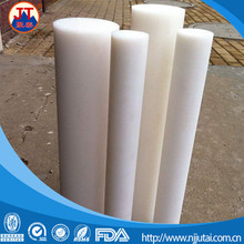 Wear resistance plastic uhmwpe rod for equipment Seal shaft lever