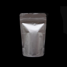 resealable aluminum foil packaging bags