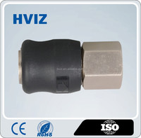HVIZ wenzhou HZ-M nitto pneumatic mold case quick coupler, one touch fitting,. quick connector