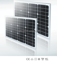 Low Price Mono Solar Panel From 25w to 30w with TUV IE RoHS certified