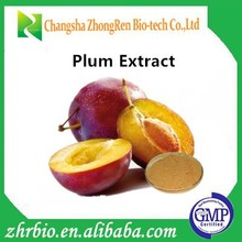 Low Pice High Quality 10:1 Plum Fruit Extract