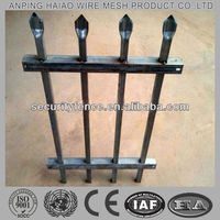 Direct supplier of high quality low price tubular steel fence post
