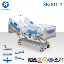 SK001-1 Remote Control Hospital Electric Motor Bed,Eletric Beds For Disabled